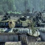 NATO Tanks Maneuver In Poland – Operation Saber Strike