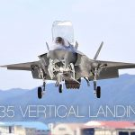 Vertical Landing Aircraft: Incredible Up-Close View Of F-35 Fighters Defying Gravity