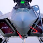 F-22 On The Flightline – Beautiful Slow Motion