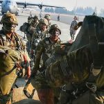 Airborne Military Police – Mass Tactical Jump