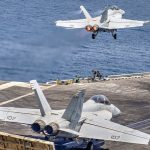 Aircraft Carrier Flight Operations – USS Nimitz