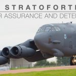 Bomber Assurance and Deterrence (BAAD) Operations: B-52 Heavy Bomber Takeoff/Landing at RAF Fairford