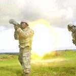 Most Prolific Modern Anti-Tank Weapon: AT-4 Rockets Training