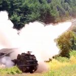 U.S. Army Displays Military Might By Testing Rockets In S. Korea As Response To N. Korean Threats