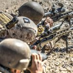 How U.S. Marines Snipers Hone Their Skills – Field Training Exercise