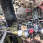 Live Fire Mortar Range: M252A1 81mm Mortar System