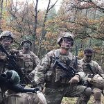 U.S. Army Soldiers Conduct Platoon Live-fire Exercise in Germany