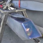 Up-close Look of F-16's Targeting Pod: Sniper Advanced Targeting Pod