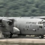 C-130H Hercules Dirt Airstrip Landing/Take Off
