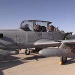 A-29 Super Tucano Preflight Ops – Single-engine Military Turboprop