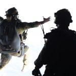 USAF Special Tactics HALO Jump