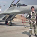 Meet Poland's First Female MiG-29 Fighter Pilot